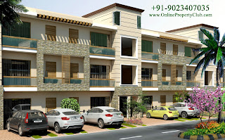 Saachi Homes Kharar 1/2/3 BHK Floor,   Residential Plots & Independent Villas For Sale