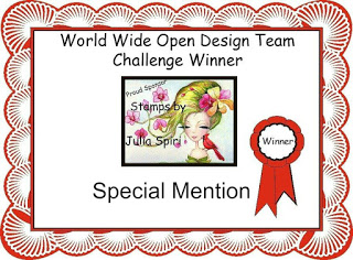 World wide open design team - special mention