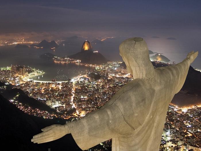 Cristo Redentore 1931 | Rio De Janeiro | Le sette meraviglie del mondo