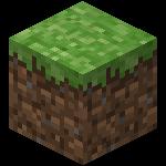 Minecraft - bloc d'herbe