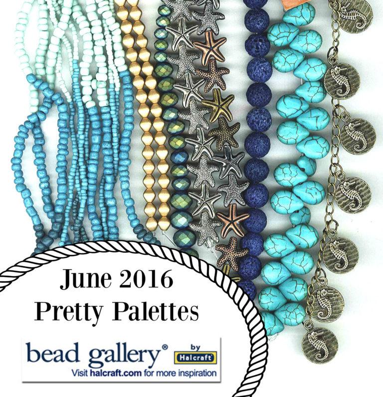 Pretty Palettes - June 2016