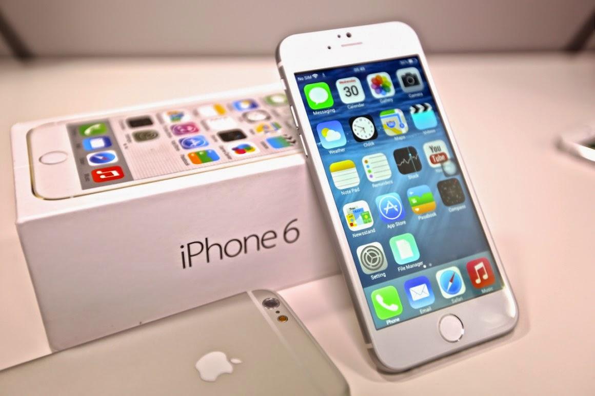 Apple iPhone 6 Resmi Dijual di Indonesia