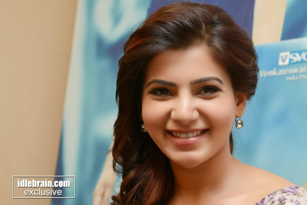 tamil actress Samantha