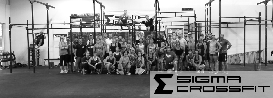 Sigma CrossFit serving McKinney, Frisco, Plano, and Prosper