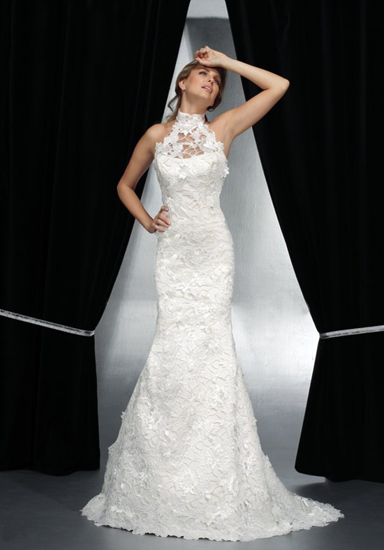 Mermaid Wedding Gown Designs : Couture mermaid wedding dresses designs