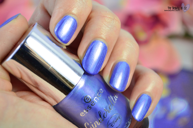 Review essence Cinderella Nail Polish PRINCE CHARMING