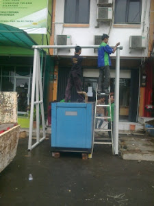 Genset Adira Finance Depok