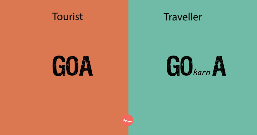 #13 Tourist Vs Traveller - 10+ Differences Between Tourists And Travellers