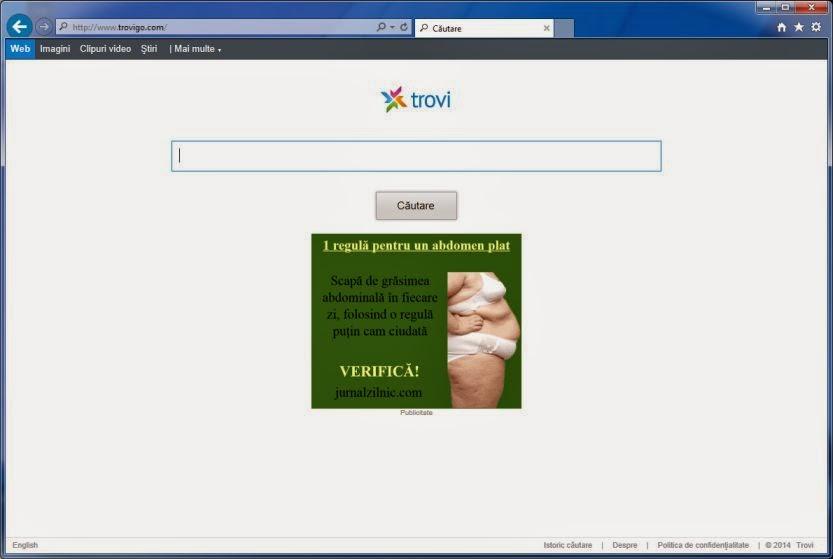 All about PC Virus Removal: Remove Trovi.com Virus and Trovi Search