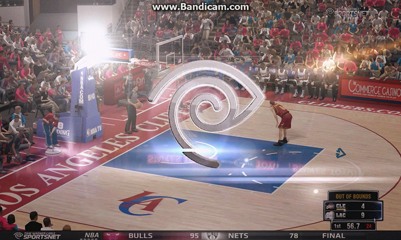 NBA 2K14 Time Warner Cable SportsNet Mod