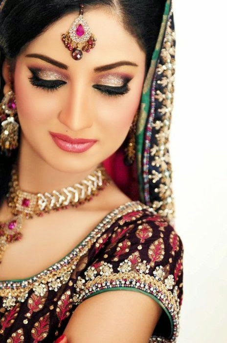 new bridal hair and makeup ideas