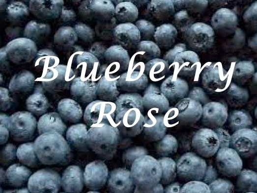 Blueberry Rose