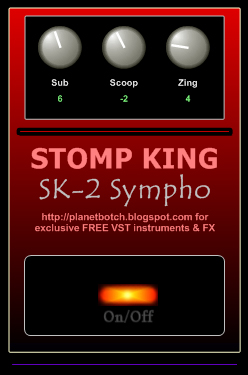 Stomp King SK-2 Sympho