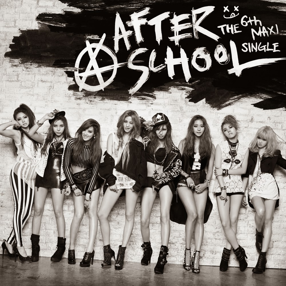 [Single] After School – First Love [FLAC]