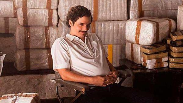 Pablo Escobar de Narcos