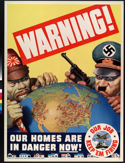 """wartime propaganda u s Unlike the national security agency's personal data collection or the overuse of """"secret"""" stamps to withhold information, this government-produced propaganda receives almost no attention."""