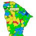 Sobe para 97 o número de municípios cearenses com registro de chuva, diz Funceme e em Senador Sá
