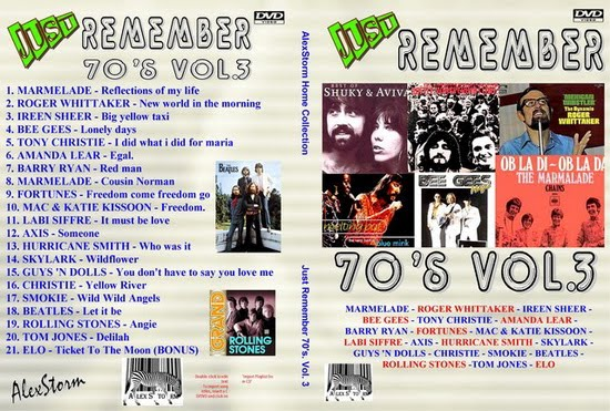 Remember 70s - Vol 3 ... 70 minutos
