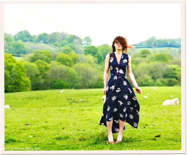 Psynopsis Vintage Paula & Mopitz Dress