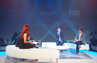 PLDT HOME, Smart Partner with Fox International
