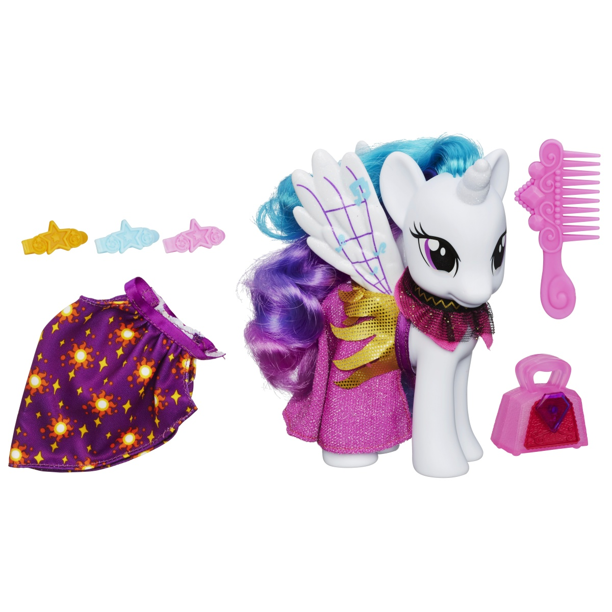39 Music Note 39 Princess Luna And Celestia Found In Packaging Mlp Merch