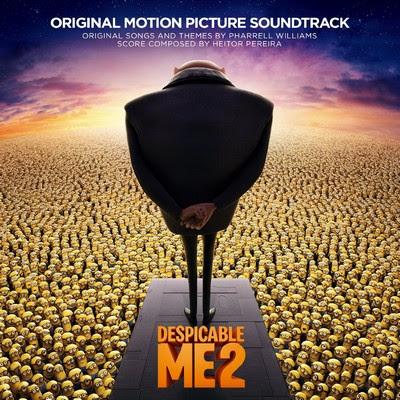BSO: Despicable Me 2 (VA, 2013)