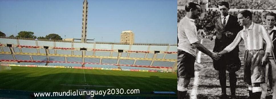 MUNDIAL URUGUAY 2030; WORLD CUP URUGUAY 2030
