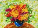 Bouquet effervescent