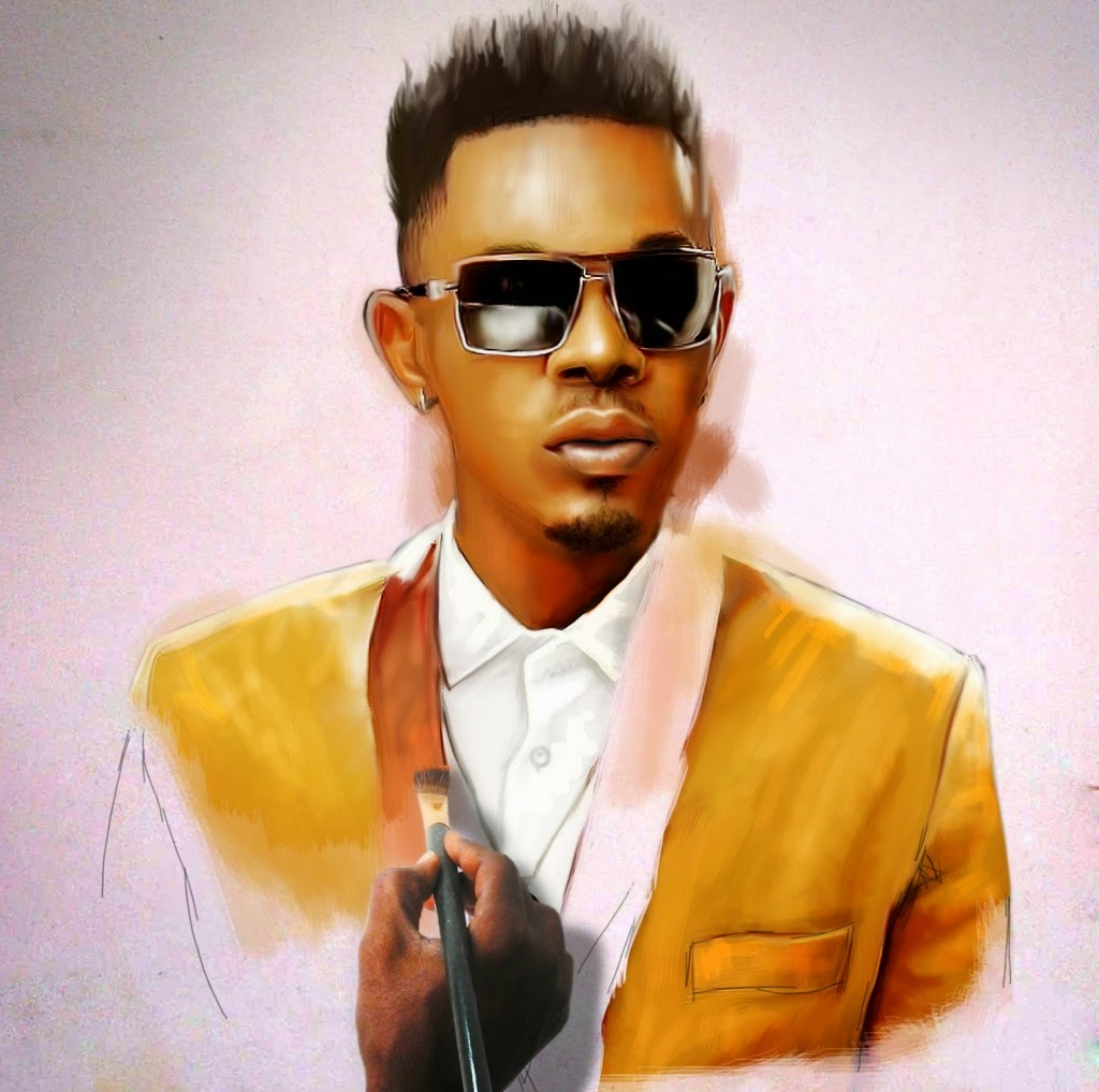 http://awizzy.net/patoranking-portrait-painting-and-drawing-by-ayeola-ayodeji/