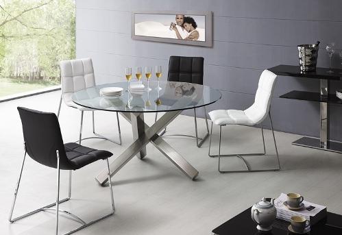 Decorador interiores madrid: elegir mesa y sillas para el comedor ...