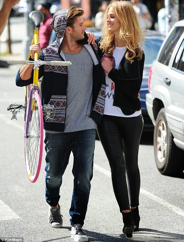 who was scott eastwood dating in 2011 Just friends, our asses it was over a year ago we first told you about reports saying scott eastwood and model charlotte mckinney were spotted hanging out on a very handsy date in malibu.