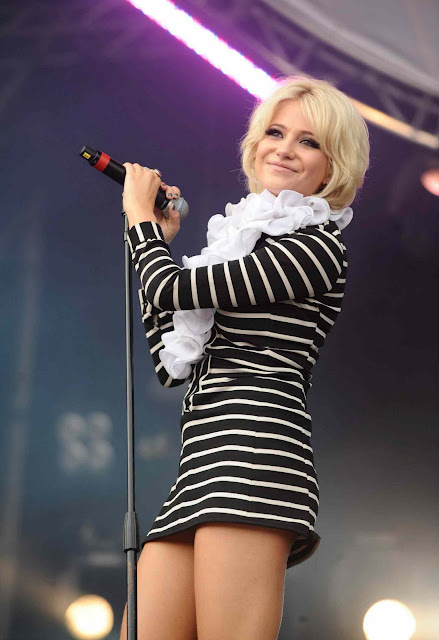"Pixie Lott – ""Party in the Park 2011″ Concert in Leeds"