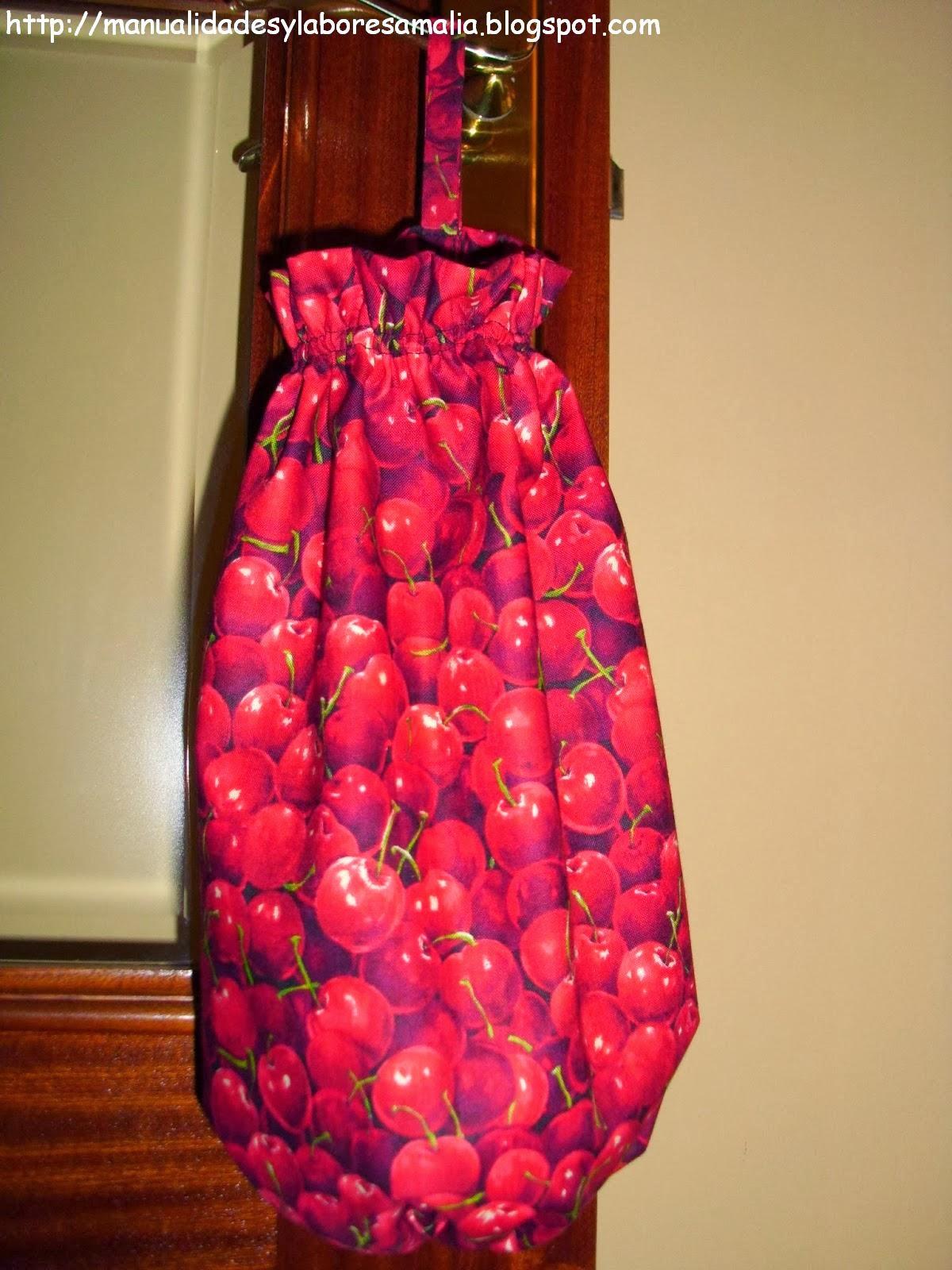 Bolsas de tela manualidades practicas mixelock - Bolsas de tela manualidades ...