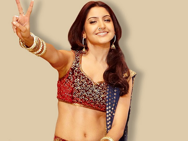 anushka sharma body