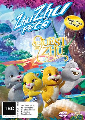 ZhuZhu Pets Quest for Zhu (2011)