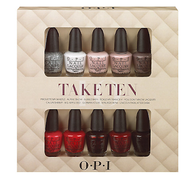 OPI Take Ten