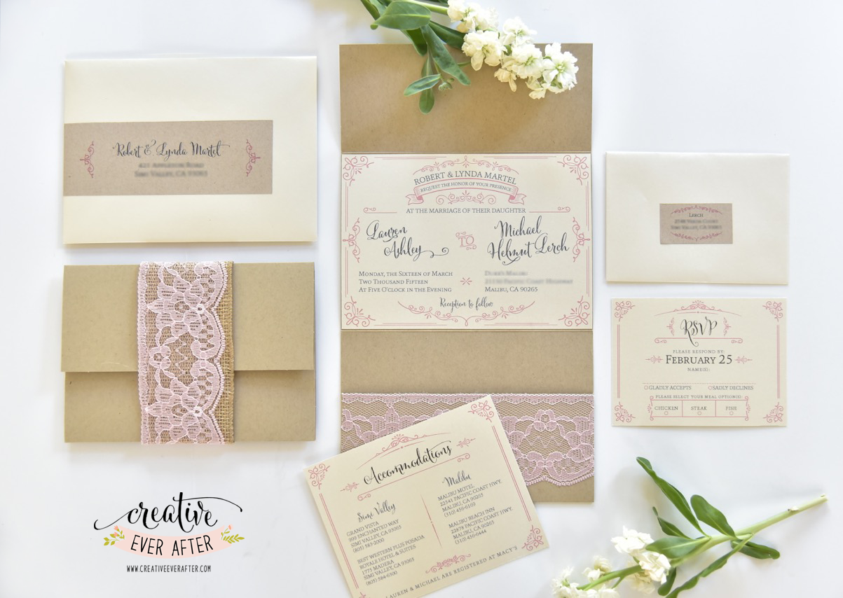 http://creativeeverafter.blogspot.com/2015/02/custom-burlap-and-lace-wedding.html#more