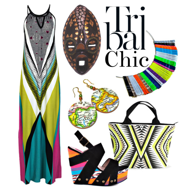 tribal chic jewlery