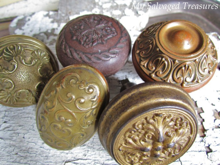 vintage door knob love - Vintage Door Knobs