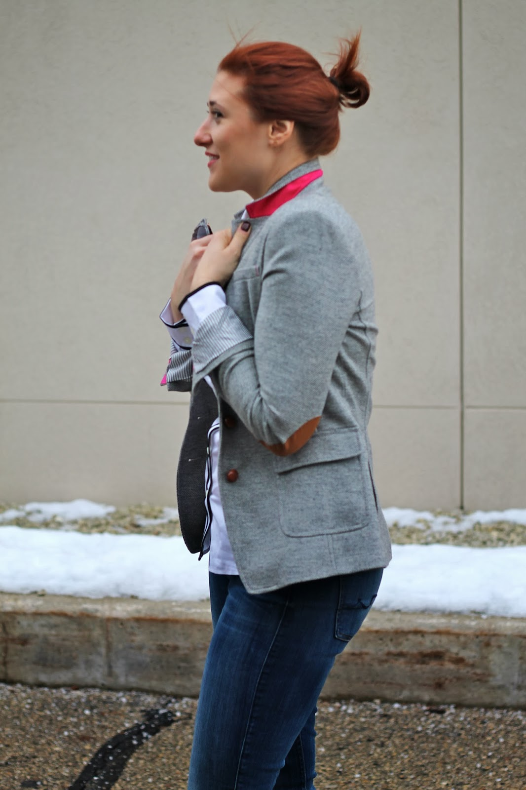 elbow, patch, blazer
