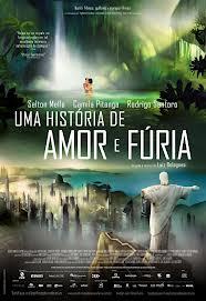 Filme Uma História de Amor e Fúria