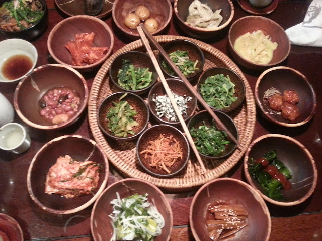 Temple food in Korea, Sanchon Restaurant