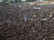 January 25, 2011 revolution in Egypt