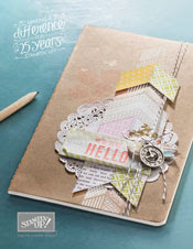 MORE GOODIES FROM STAMPIN' UP...