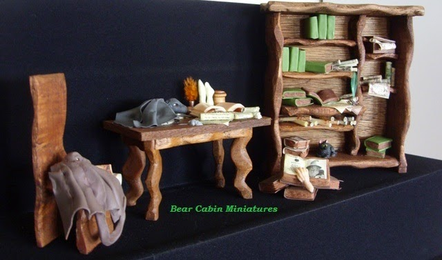 Bearcabinminiatures