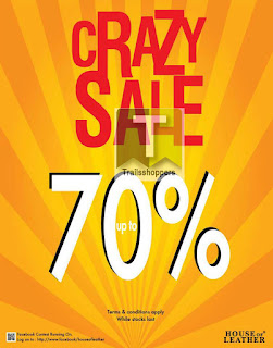 House of Leather Crazy Sale 2013