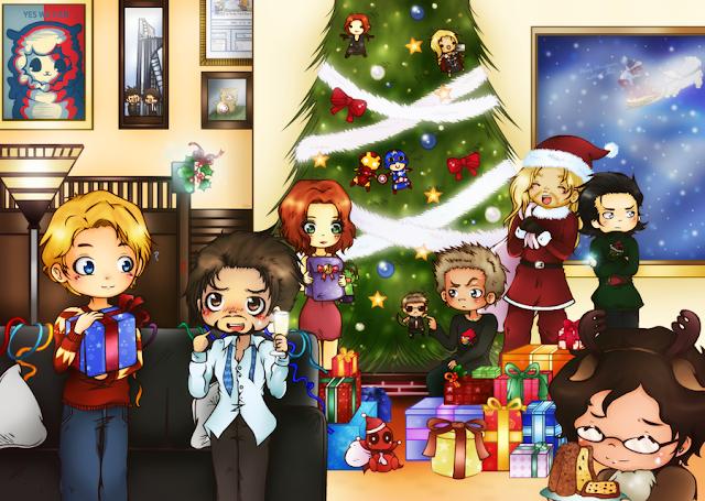 the_avengers_christmas