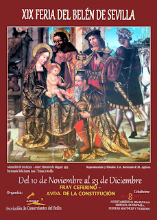Sevilla - XIX Feria del Belen - Cartel Oficial