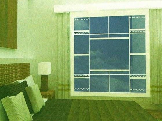 model pintu jendela rumah minimalis
