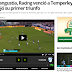 LA VOZ DEL INTERIOR - RACING 2 / TEMPERLEY 1 - 1/3/15